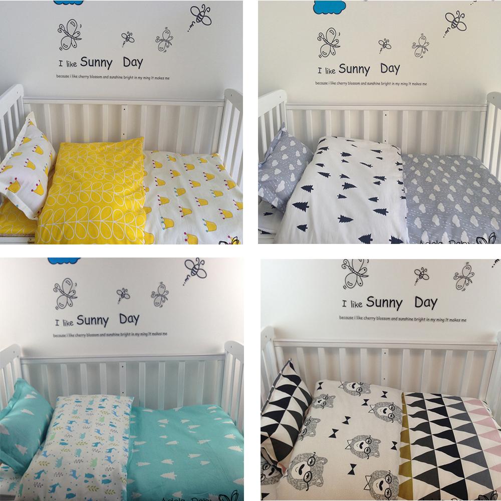 unids unidades ins bebs cuna ropa de cama funda de almohada sbana