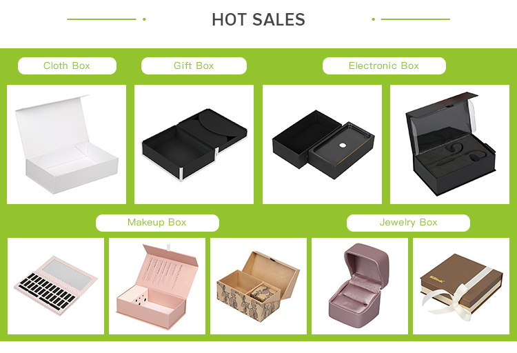 Fordable Packing Box Custom Printed Cardboard High Grade Paper Gift For Calendar Advent Boxes
