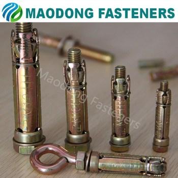 Maodong Fasteners Eye Bolt Heavy Duty Concrete Shield Anchor - Buy Shield  Anchor,Concrete Shield Anchor,Heavy Duty Concrete Shield Anchor Product on