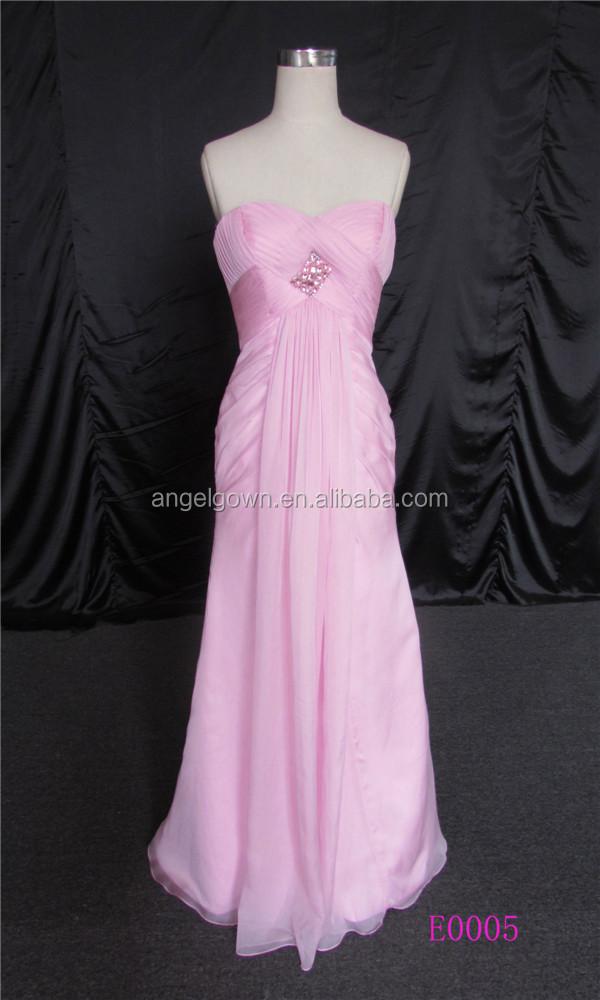 Venta al por mayor vestido de novias blanco con rosado-Compre online ...