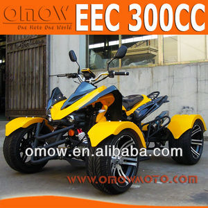 EEC 300cc Racing Quad
