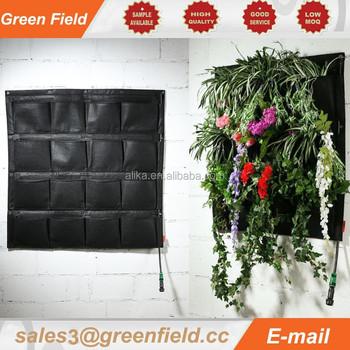 Vertical Garden Automatic Irrigation System,vertical Tower Garden Planter