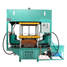 double die hydraulic hot wax injection moulding machine (free of wax cylinder)