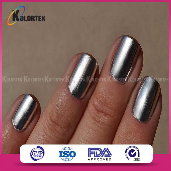 Magic Mirror Chrome Effect Pigment For Nail Polish,Nail Chrome ...