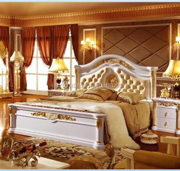 Européenne Néo Classique Meubles De Chambre À Coucher King Size Lit Et  Commode Table 3030 # - Buy Ensemble De Chambre Classique,Lit En  Mdf,Mobilier ...