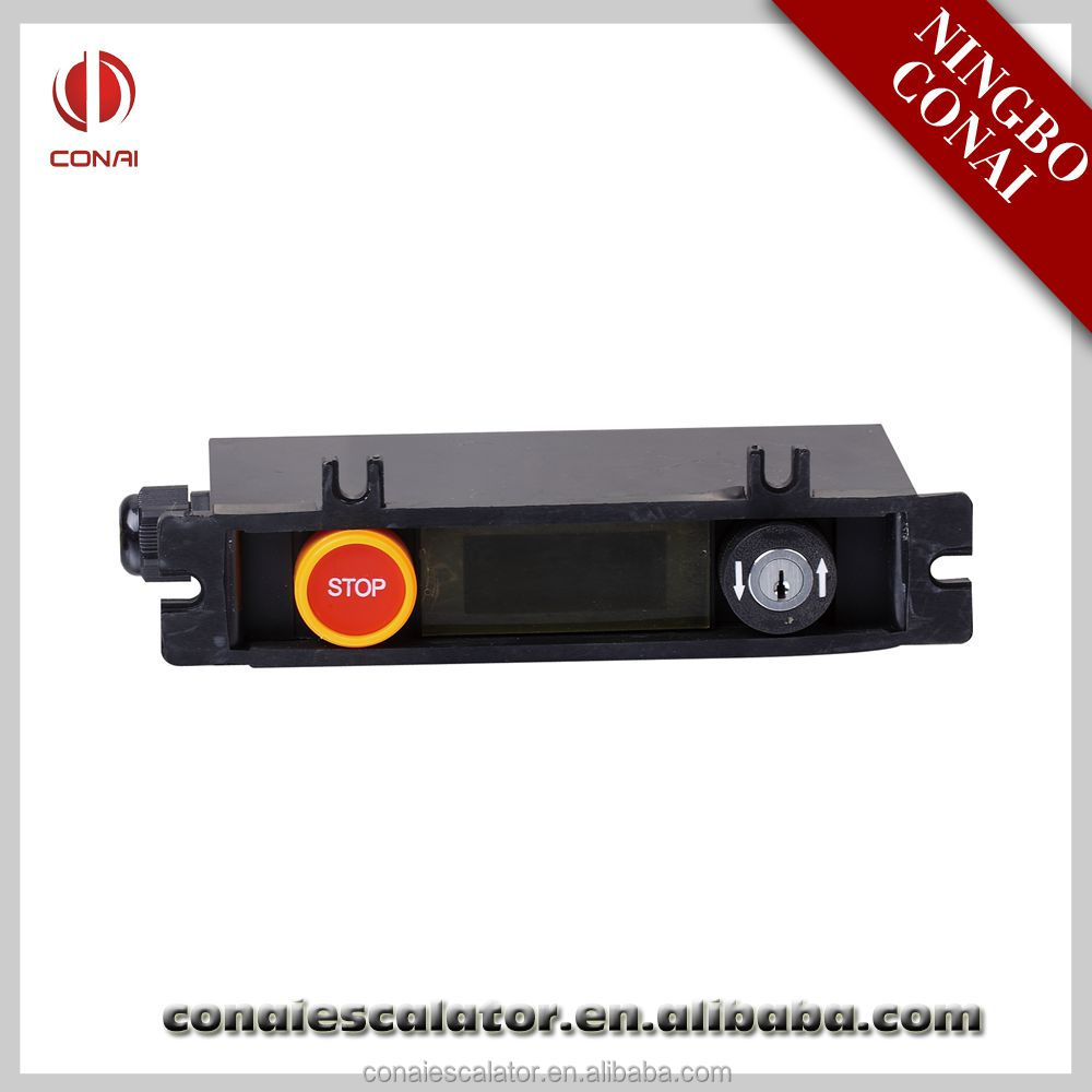 China Supplier CNOSP-020 Escalator Parts Key Operation and Button DC 24V in High Quality
