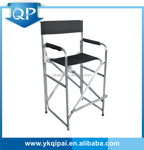 cheap high quality lightweight tall directors chair