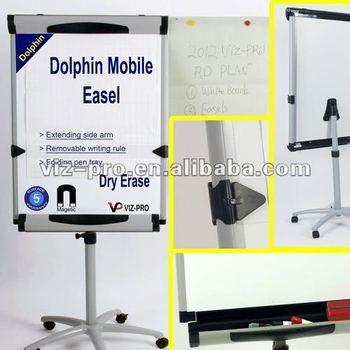 Venta Caliente A Saber-pro Pizarra Móvil Dolphin Caballete Magnética ...