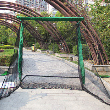 golf cage for multiple sports, Baseball Net Bow Net Baseball/Softball Portable Net