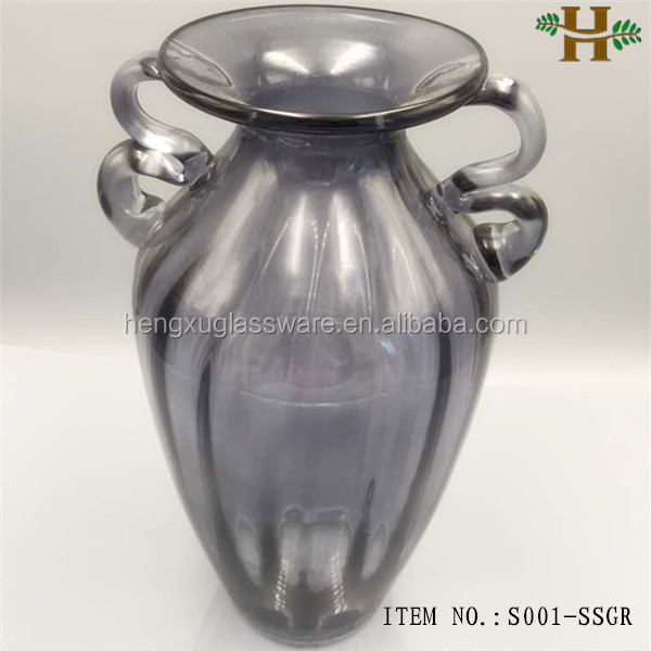 high flower vases heavy glass vases heavy glass vases suppliers and manufacturers