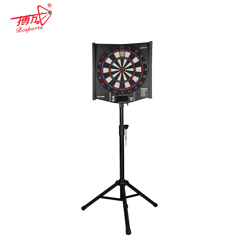 Custom magnetic indoor puzzle dartboard game for kids