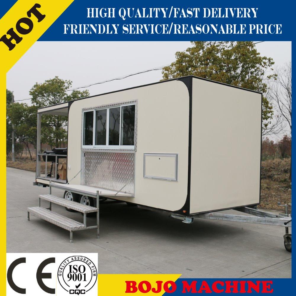fv-68 mobile küche/mobile küche lkw/catering anhänger zum verkauf