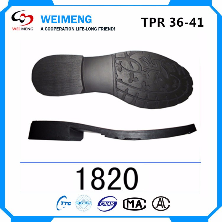 lightweight ladies tpr shoe soles outsole design wenzhou manufacturer sale free sample provided