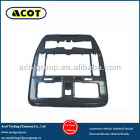 ATX00054 2015 injection mold for auto parts center console,high quality plastic injection mould for automotive parts
