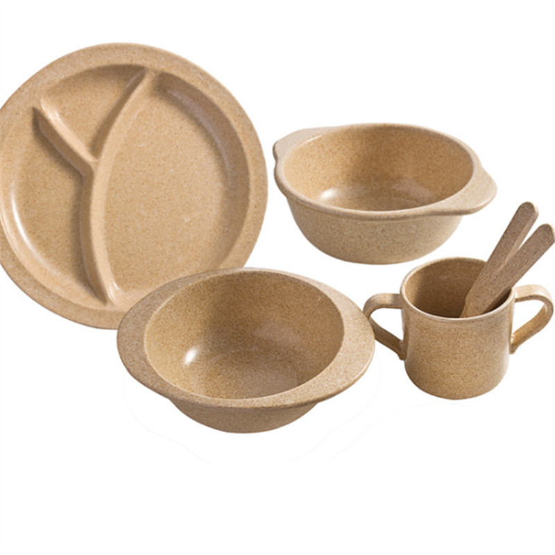 Plant fiber 6 Sets baby dinnerware Child Bowls Set Soup Bowl Cup Spoon and Fork Baby Bowl Dinnerware Sets Child in Cheap Price on m.alibaba.com  sc 1 st  Alibaba & Buy Biodegradable !! Plant fiber 6 Sets baby dinnerware Child Bowls ...
