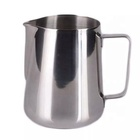custom etched ounces barista espresso tea spout latte art motta stainless steel coffee jug milk frothing pitcher