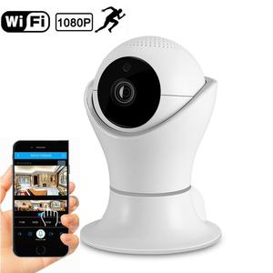 1080P Wireless Home Security 360 degree Wifi Indoor Video Surveillance Night Vision Panoramic IP Camera