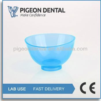 1202-0101 dental mixing rubber bowl