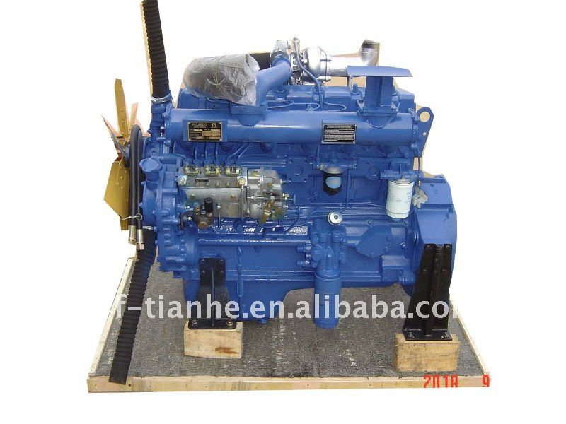 Chinese for generator 84kw 1500rpm R6105ZD Diesel Engine