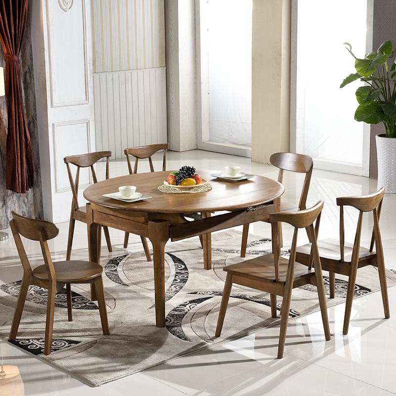 Venta al por mayor estilos de comedores muebles ovalados-Compre ...