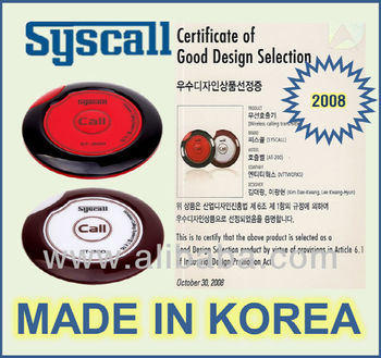 Image result for korea table button