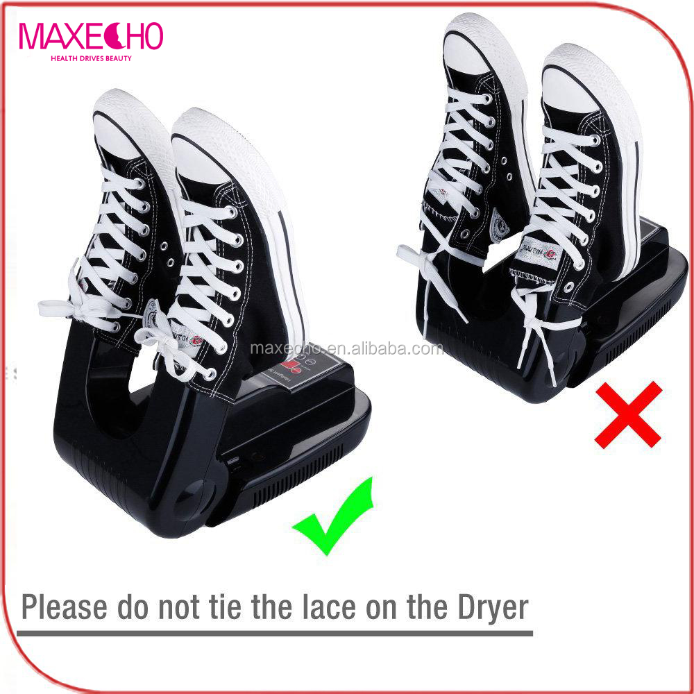 MAXECHO Shoe Boot Dryer, Folding Boot Dryer, Intelligent Shoes Dryer