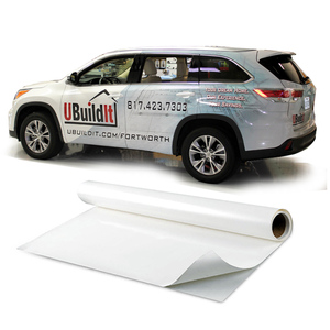 NEWMAX heat resistant eco solvent Clear automotive plastic wrap