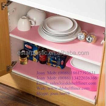 Ethylene Vinyl Acetate Kitchen Drawer Liner Under Sink Mat