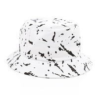 Factory OEM Wholesale Cotton Printed Fishing Cap Blank Custom Logo White Bucket Hat For Men And Woman