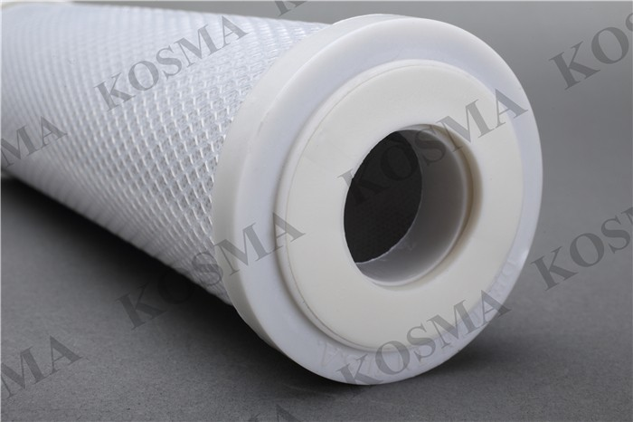 Activated Carbon Liquid Filter Cartridge Cto Carbon Filter For ...
