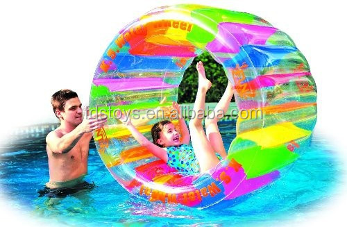 Water Wheel - Giant Inflatable Swimming Pool Water Wheel