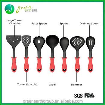 2015 factory price and fashion silicone kitchen utensils for Lista de utensilios de cocina en quechua