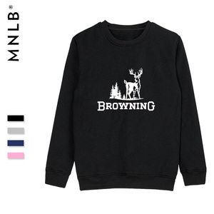 Men's Clothing Dropshipping Hoodies And Sweatshirts Browning Fashion Hoodies Wholesale Men's Clothing With 100% Cotton