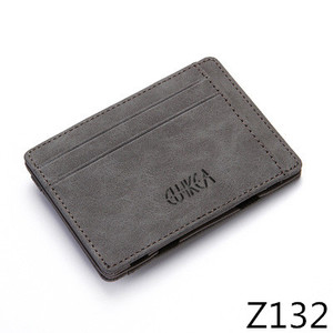 2018 Unisex New Products Minimalist Wallet Card Holder Magic Wallet