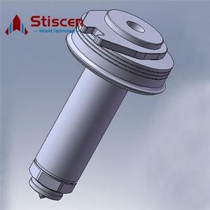 Low price nozzle needs insulation cap plastic toilet base molding