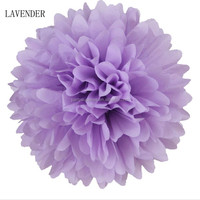 Chinese Popular Design Tissue Paper Pom Poms Party Decoration Store