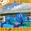 Sport inflatable belly bumper ball for sale TB162