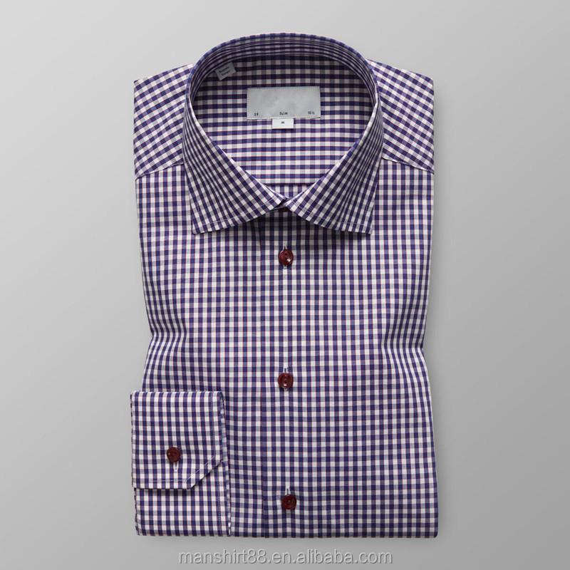 c9fa7cff45 Venta al por mayor camisas escocesas azul-Compre online los mejores ...