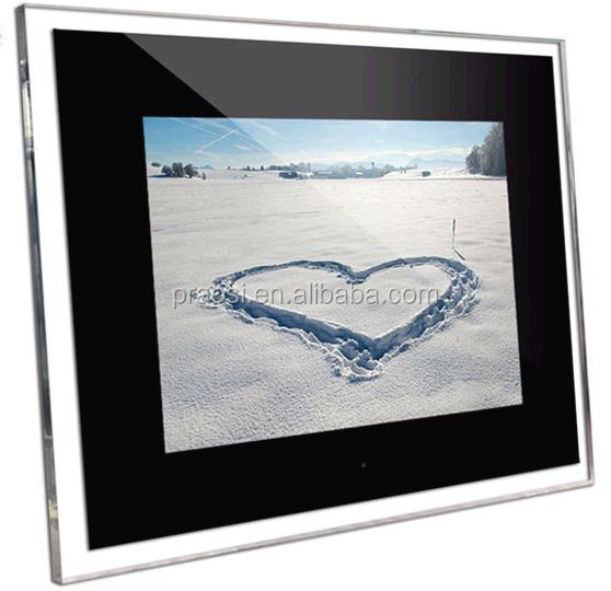15 inch background photo frames for photos / video music mp3 mp7 usb sd advertising player