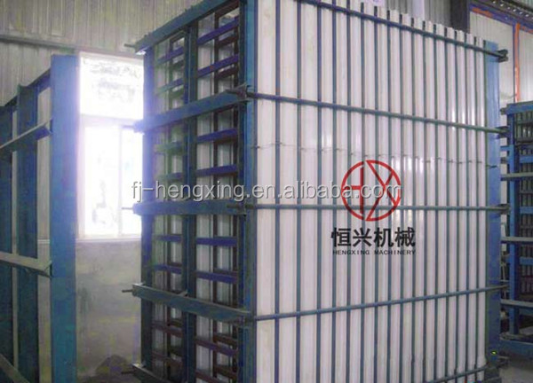 Wall Panel Machine High Quality Low Cost AAC wall panel production line lightweight wall panel forming machine