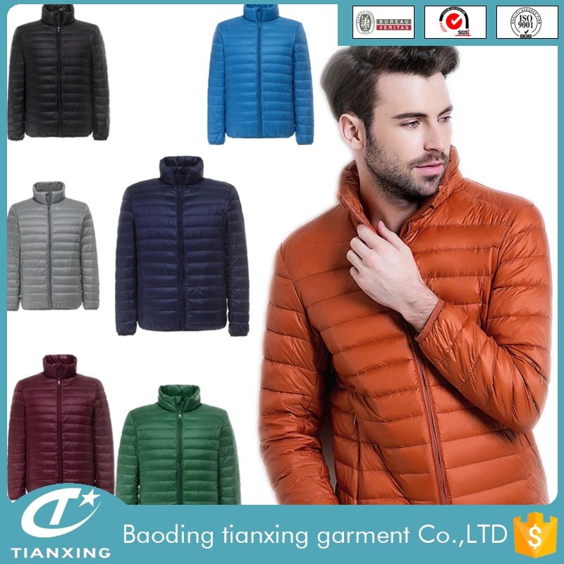 2016 Children clothing fashionable best down mens jacket