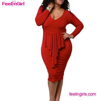 in stock cheap long sleeves 4 colors online shopping fat women