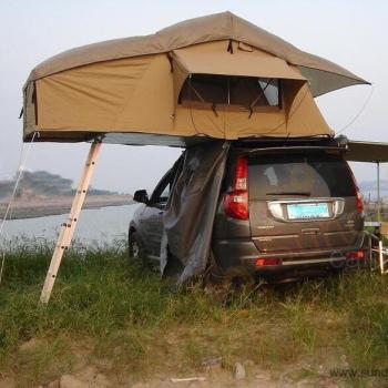 Car Roof Tents Car Top tents Vehicle Roof Top Tent with foxwing Awning same as ARB & Car Roof Tents Car Top Tents Vehicle Roof Top Tent With Foxwing ...