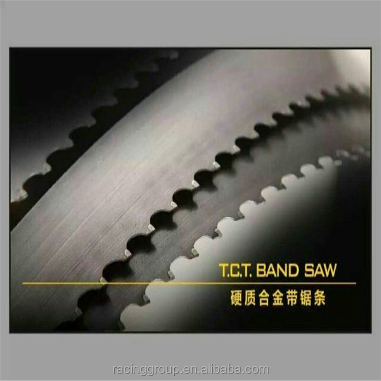 Portable sawmill TCT band saw blade used cutting wood