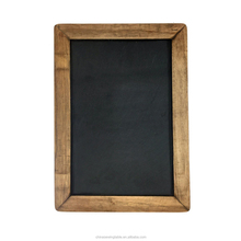 "Wood Chalkboard Decorative Chalk Board Vintage Framed Slate Kitchen Chalkboard (10"" x 14"")"