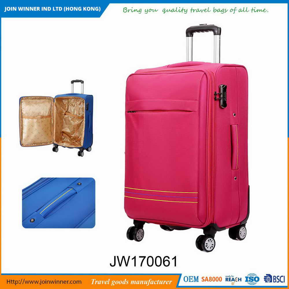 Europe Market Nice Carry on Luggage Travel