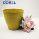 Free Samples Colourful Bamboo fibre/Plant fibre flower pot/ECO Mini Plant Pot,BIO Grow Pots