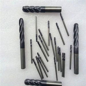 end mill bits/2 flute ball nose end mill Heavy Cutting cnc end mills /cnc cutting tool end mill 3mm