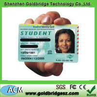Quality new products pvc rfid smart card maker
