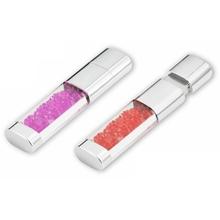 Jewelry Usb Flash Drive 128gb 16gb 32gb 64gb Crystal Pen Drive 1TB Pendrive 2TB Crystal Gadget Gift Usb 512GB Memory Stick 2.0